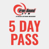 5 Day Pass
