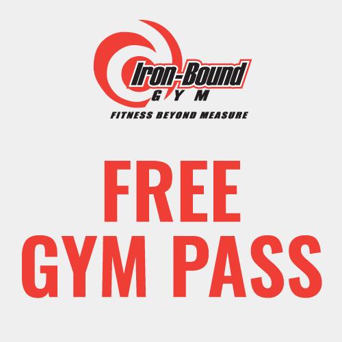 IBG Free Gym Pass