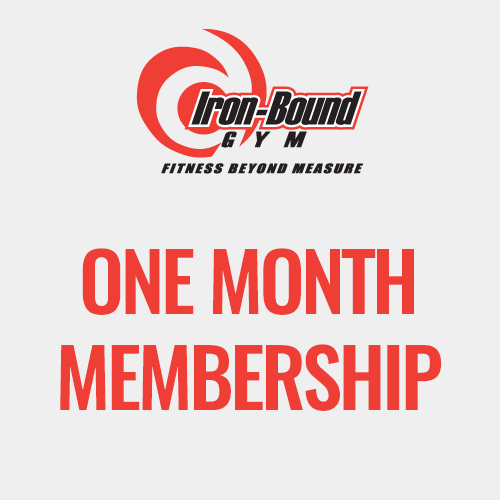 One Month Membership